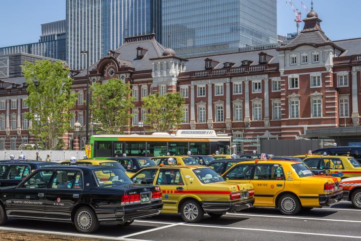 Let's Use Taxis in Tokyo! Know-How for Foreigners to Use Taxis in Japan