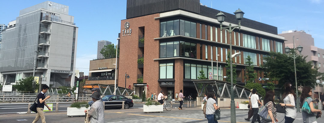 A Town With Easy And Convenient Access To Ikebukuro, Shinjuku And Tokyo  Station.It Is Historically Known As A Quiet, High Class Residential Area.