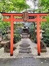 Shinto Shrine @GINZA, Tokyo